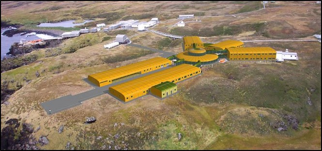 Marion Island Research Base