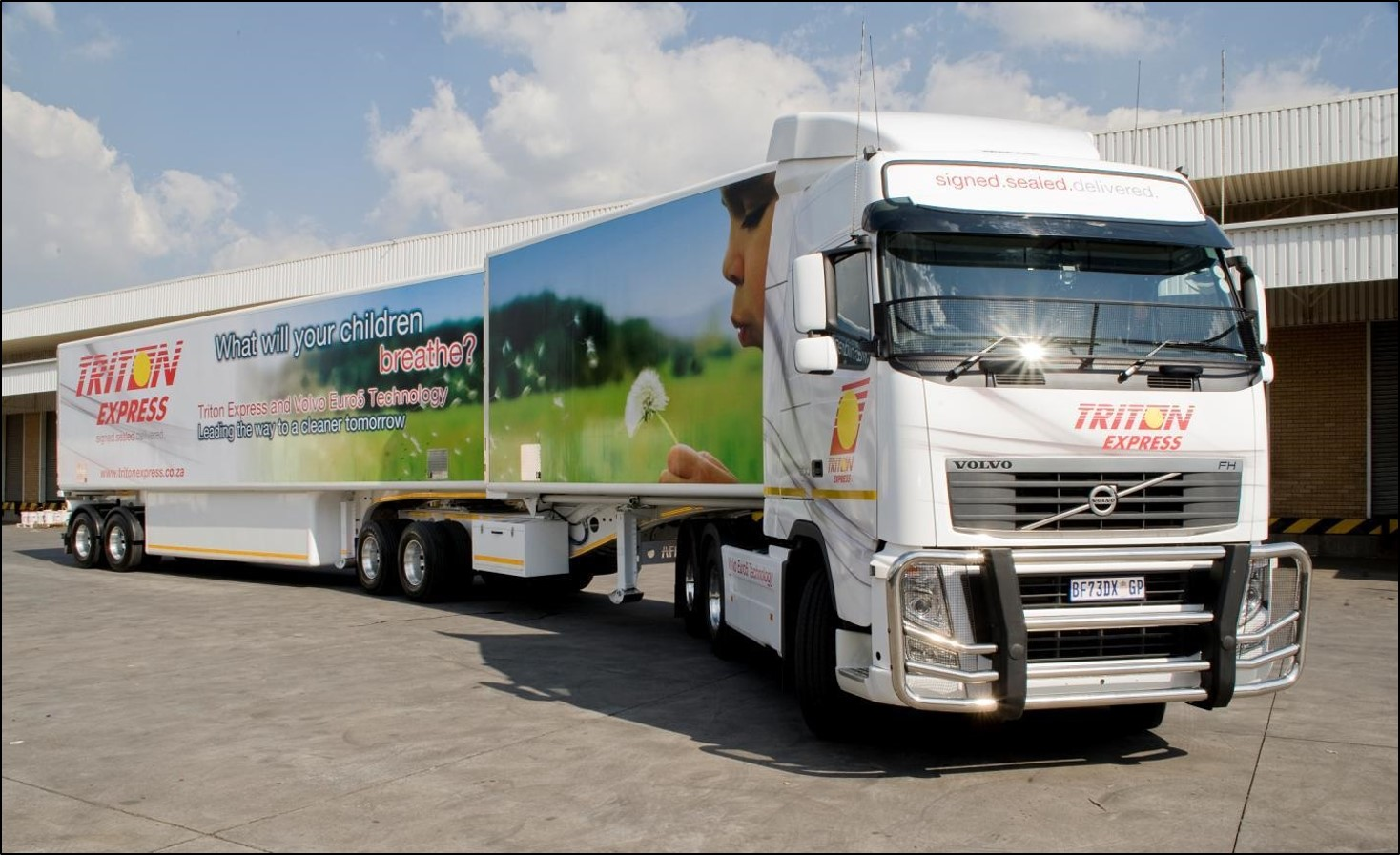 Development of all composite Truck Trailers and bodies
